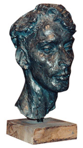 david-bronze